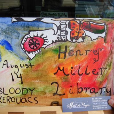 Les chouettes chez Henry Miller