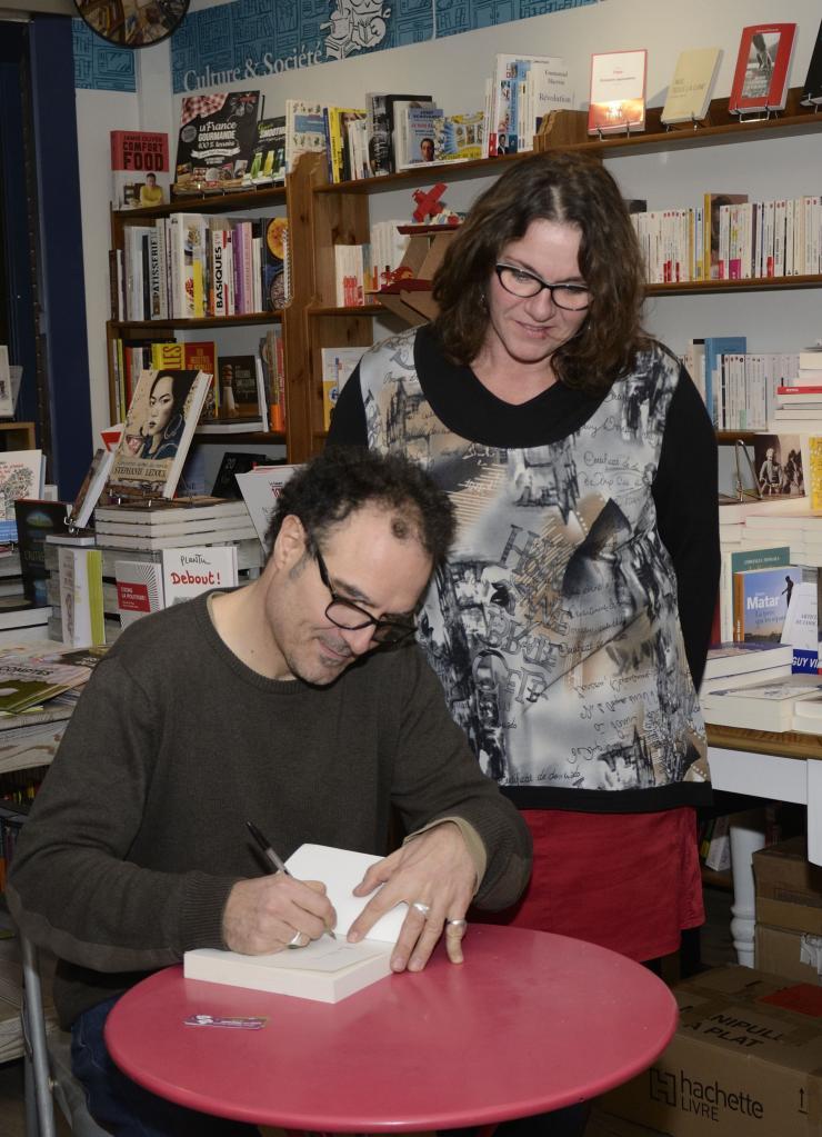 Rencontre avec Benoît Séverac