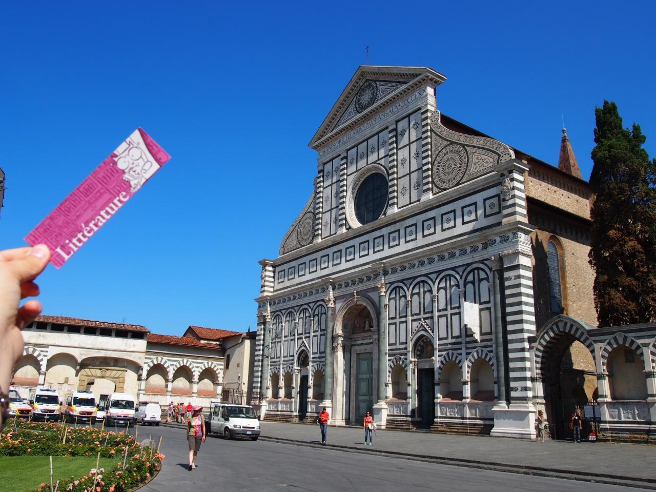 Santa Maria Novella à Florence