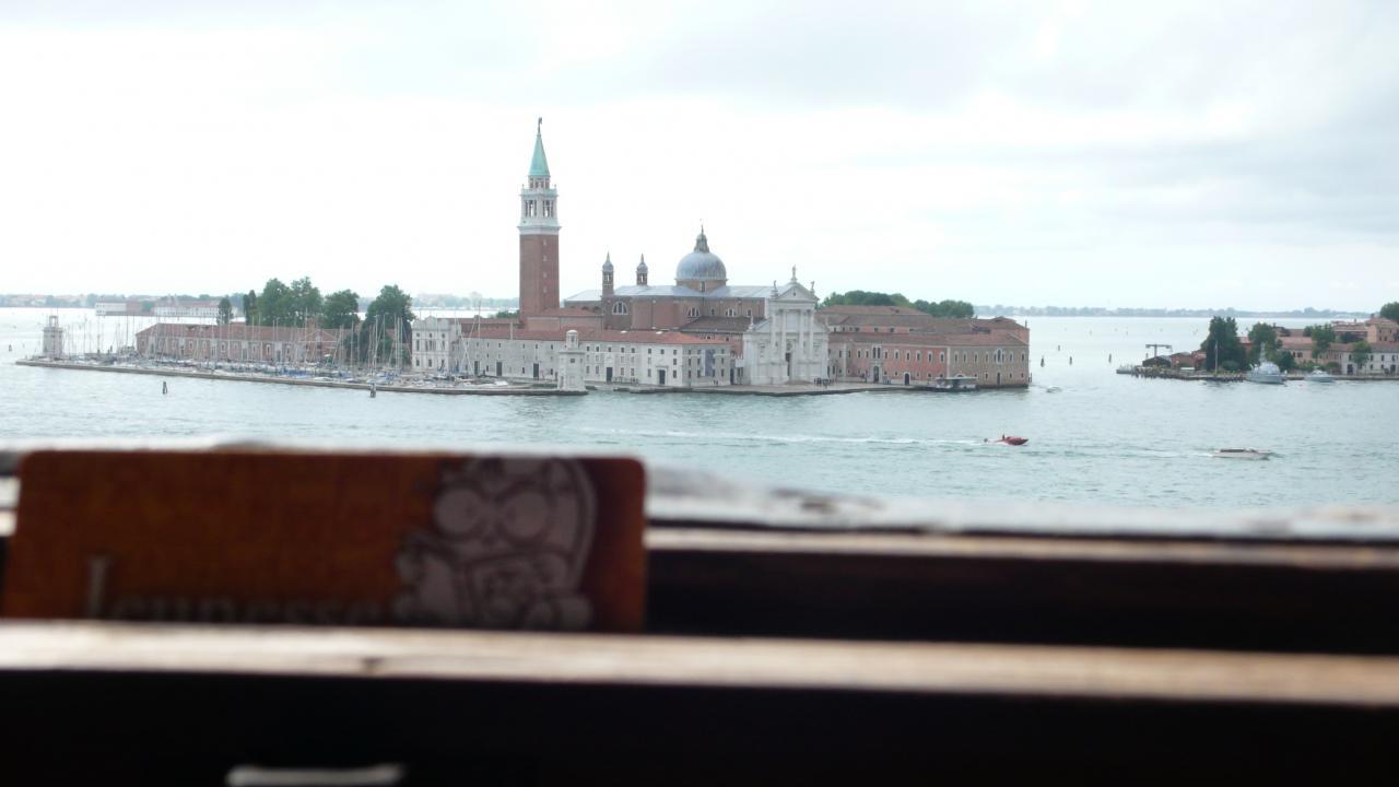 L'ïle de San Giorgio Maggiore