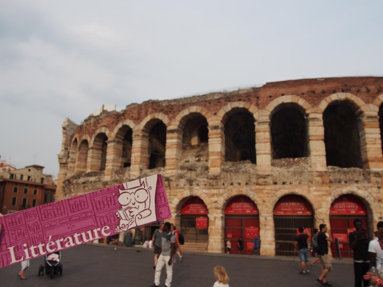 Les arènes de Vérone