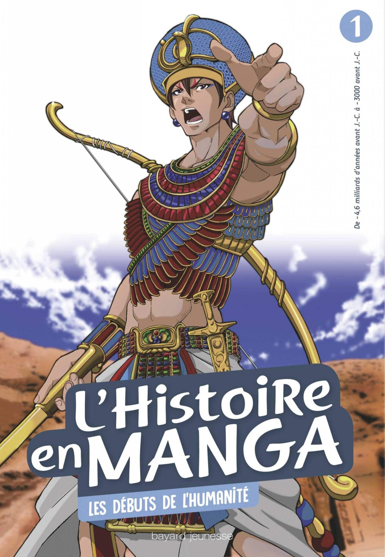 L'Histoire en manga