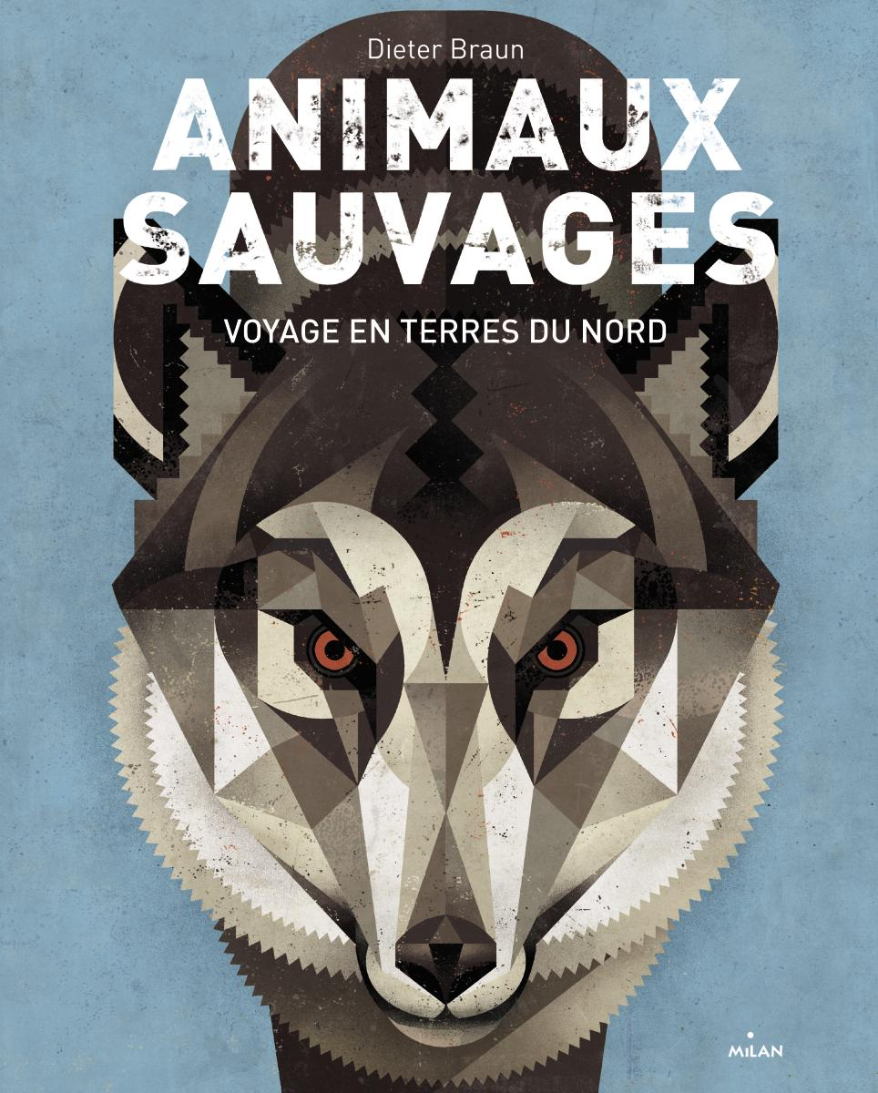 Animaux sauvages du nord