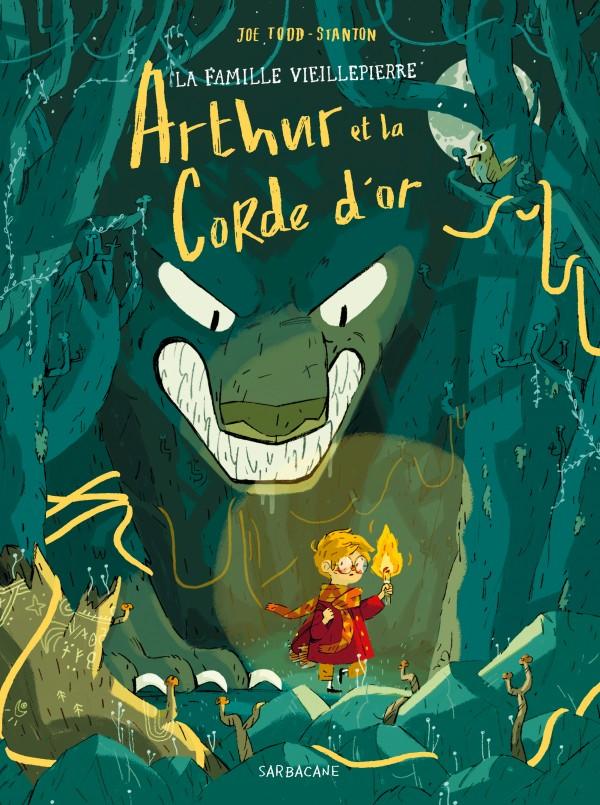 Arthur et la corde d or