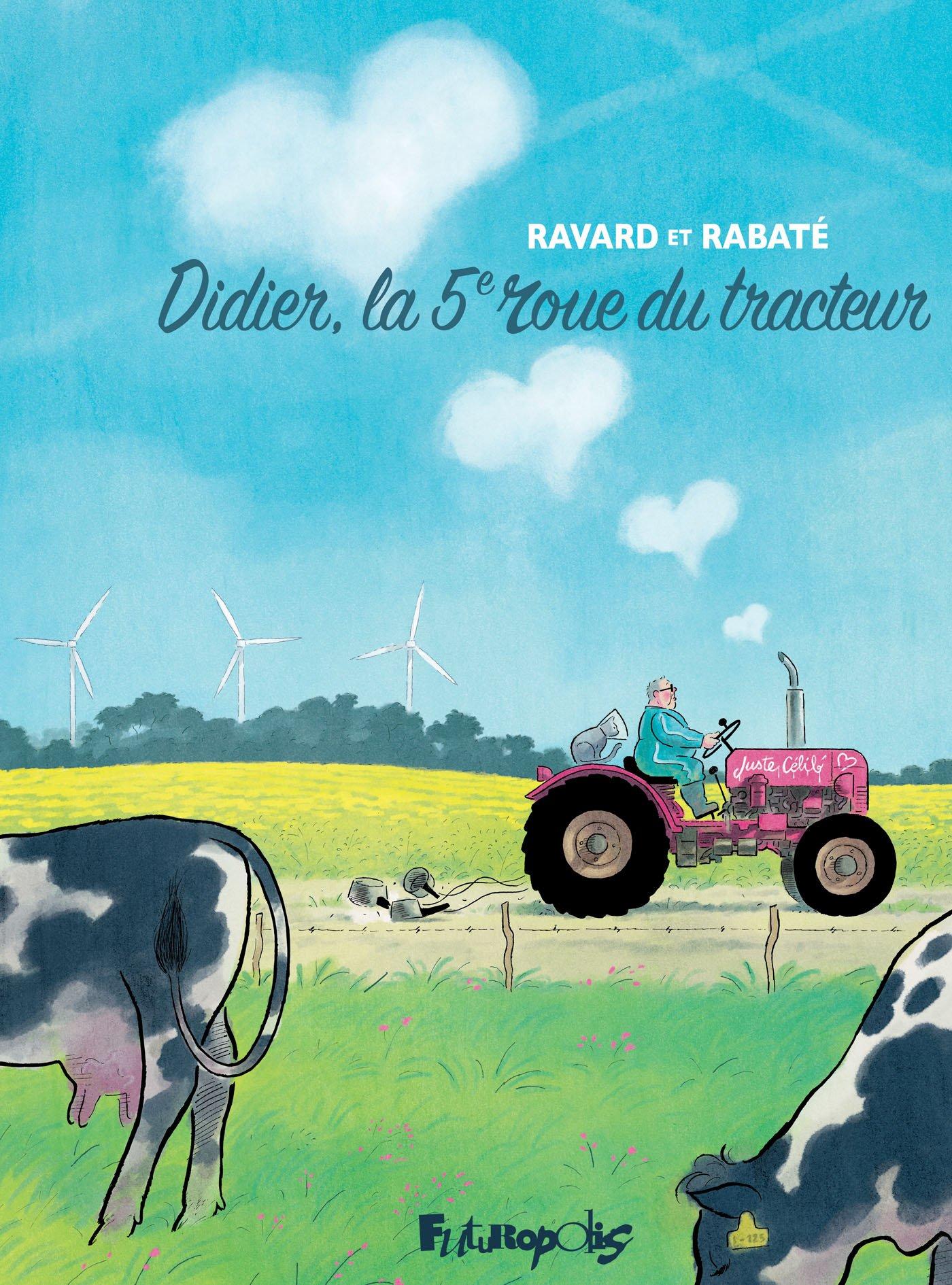 Didier cinquieme roue tracteur