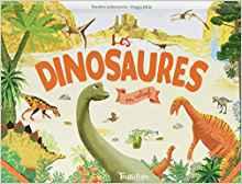 Dinosaures relief