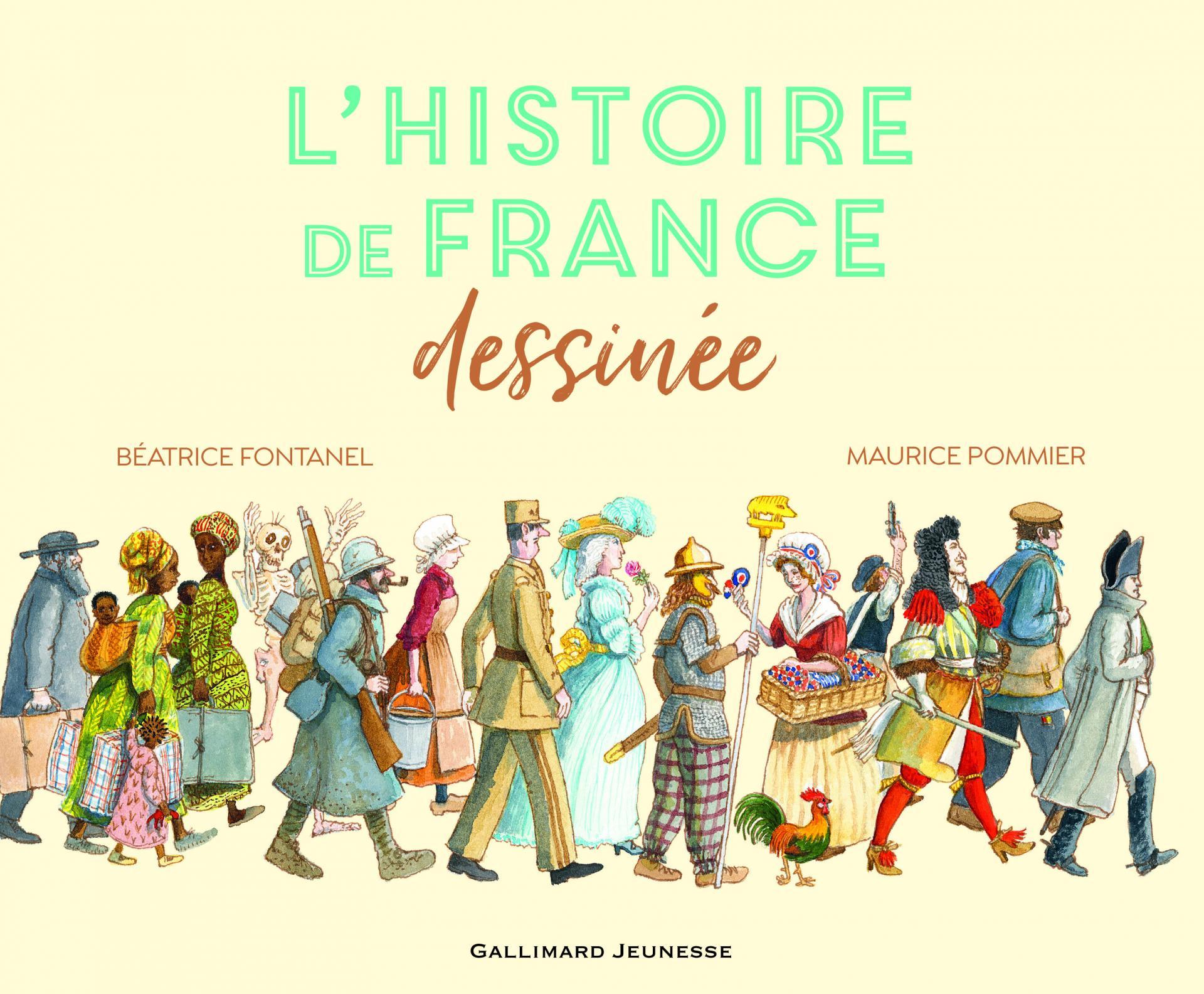 Histoire france dessinee