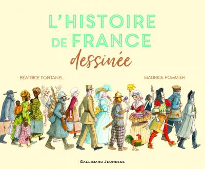 Histoire france dessinee