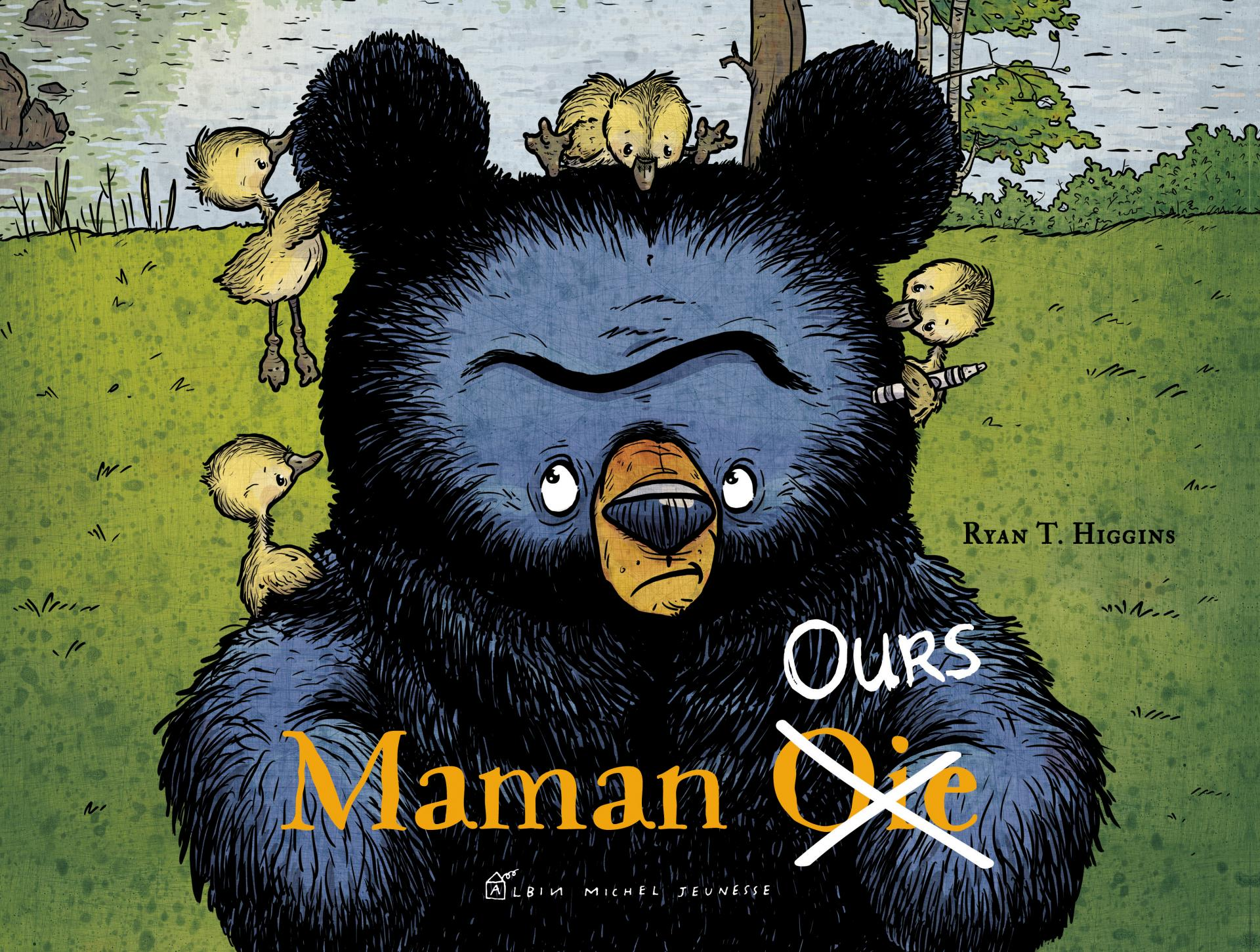 Maman ours