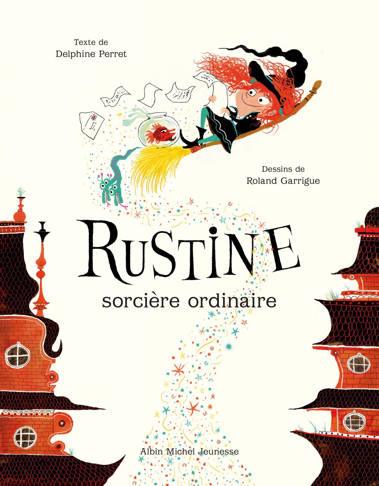 Rustine sorciere ordinaire