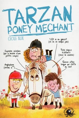 Tarzan poney méchant